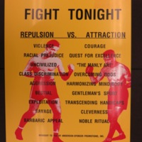 Sign 31- Fight Tonight: Boxing and Exploitation, obverse side