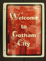 Sign 26- Gotham City, obverse side