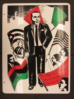 Sign 29- Vito Marcantonio: The People's Congressman, obverse side